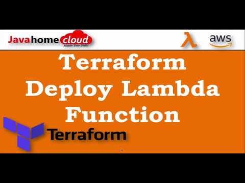 Terraform aws role