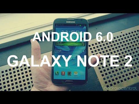 Как установить Android 6 на Galaxy Note 2/Легко и просто