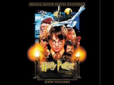 Harry Potter and the Sorcerer's Stone Soundtrack - 07. Entry Into The Great Hall And The Banquet