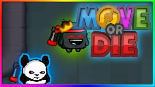 Move or Die - G18 IS A CHEATER WTF! (Move or Die Gameplay)