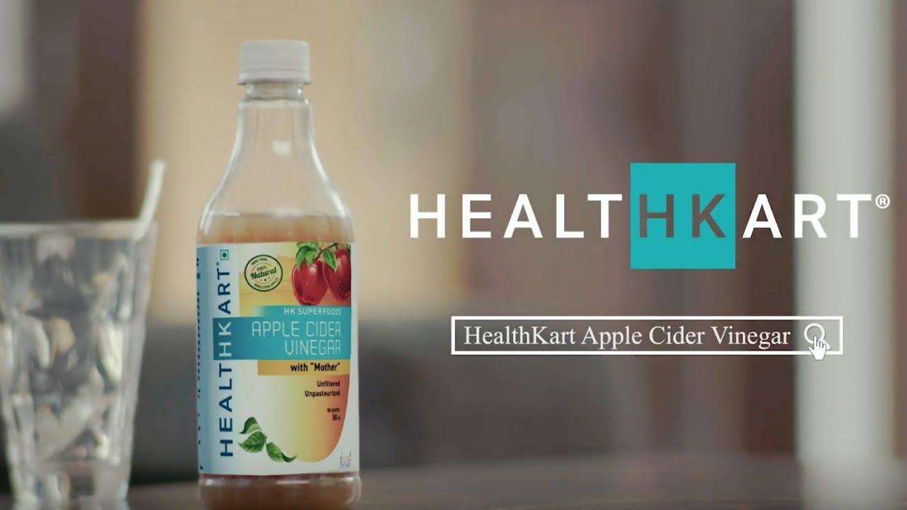 Healthkart Apple Cider Vinegar Healthkartacvritual Youtube