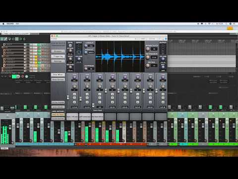 Mixing a song from scratch (Mixing, eq, samples ,fx) 3