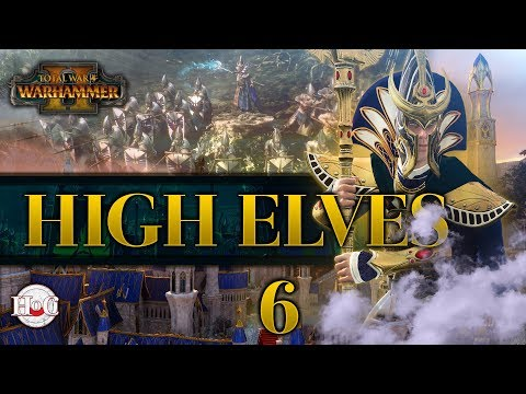 Total War Warhammer 2 - High Elves - Teclis - 6