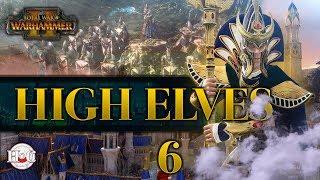 Total War Warhammer 2 - High Elves - Teclis - 6