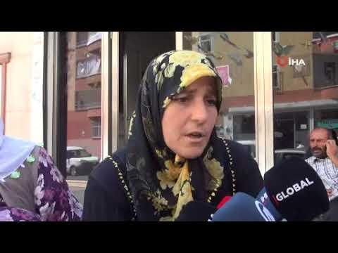 HDP önünde eylem yapan aile sayısı 11'e yükseldi