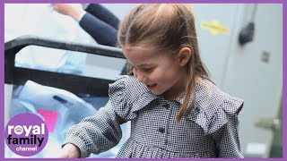 New Fifth Birthday Pictures of Princess Charlotte