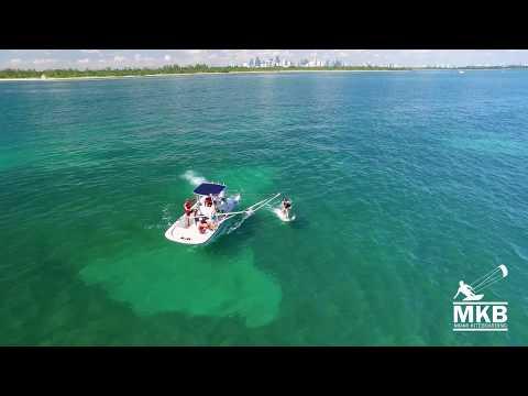 Learn To Foil - Miami Kiteboarding
