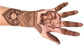 Mehndi For Shrimant : Simple mehndi design step by tutorial vloggest