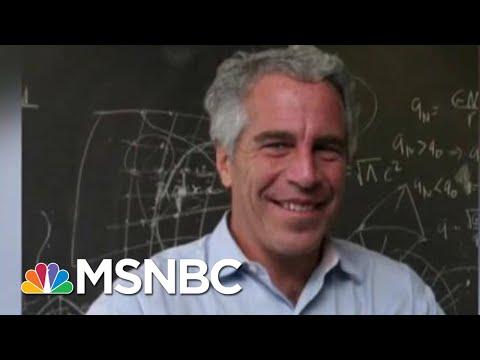 New York Magazine Studies Elite NYC Circle That Surrounded Epstein | Velshi & Ruhle | MSNBC