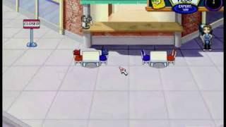 Diner Dash 2: Restaurant Rescue gameplay