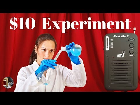 First Alert WX-07 Emergency FM WB & Alert Radio Review