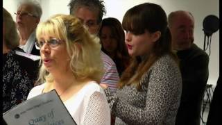 A Therapeutic Choir For Cancer Patients Hits All The Right Notes