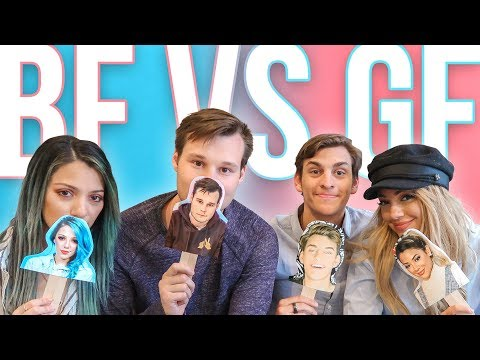 MOST LIKELY TO: BF vs GF! Niki & Gabi Take New York