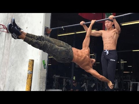 The Best Of Bar Dancing! - Calisthenics Pull Ups Music Sync
