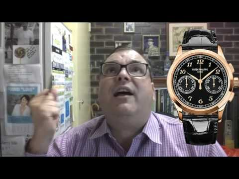 WHEN ONLY THE BEST WILL DO - Buying 2 Patek Philippe Watches