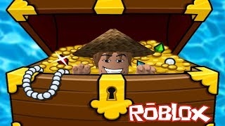 🐤 ROBLOX #262-WE COLLECT THE TREASURE OF THE BEST SHIP! 🐤