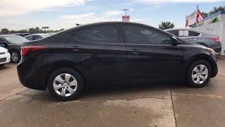 2016 Hyundai Elantra Pryor, Broken Arrow, Tulsa, Oklahoma City, Wichita, OK N4349A
