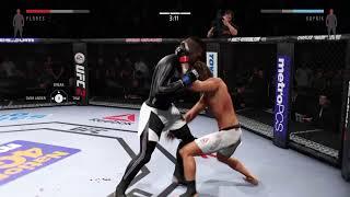 PS4 UFC2 ultimate Streem