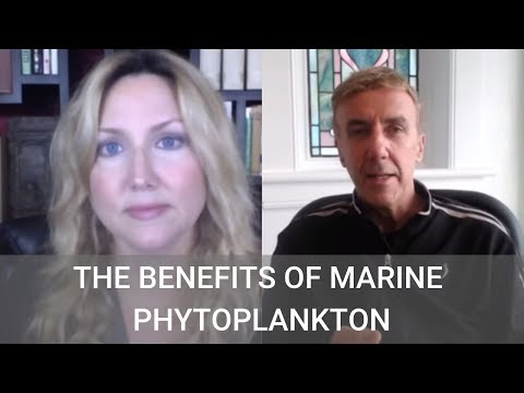 Live to 110 Podcast #153 The Benefits of Marine Phytoplankton with Ian Clark