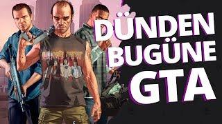 Geçmişten günümüze tüm GTA oyunları! GTA nasıl efsane haline geldi? thumbnail
