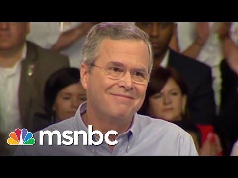 Jeb Bush Takes Aim At Hillary Clinton | msnbc