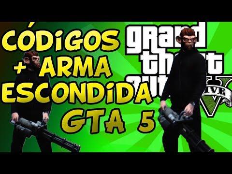 Código Cheat Bang Bang de balas explosivas no GTA V