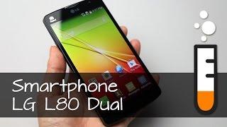 L80 Dual LG Smartphone - Vídeo Resenha Brasil