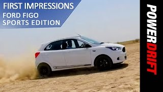 Ford Figo Sports Edition (2017) - What's New? : PowerDrift