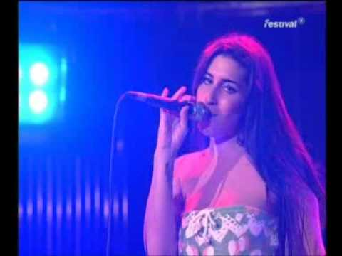 Amy Winehouse - In My Bed (Live)