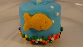 Aquarium Marshmallow Pops- With Yoyomax12