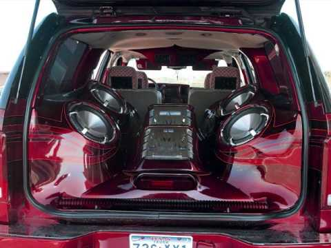 Car Audio Systems >> Insane Car Sound Systems