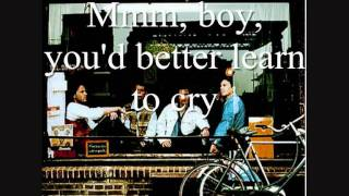 Del Amitri - Learn To Cry Alternate Version (with Lyrics).wmv