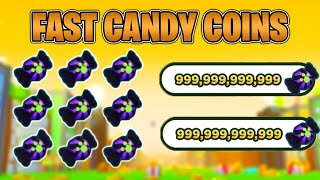 How to get Caฑdy Coins Fast in Pet Simulator X