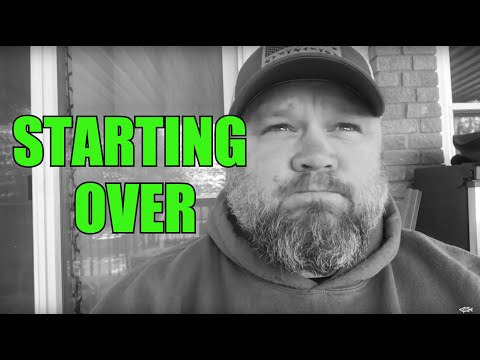 FALLING ON THE SWORD | Starting Over | Weight Loss and Fitness Goals