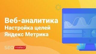 Яндекс Метрика - настройка целей