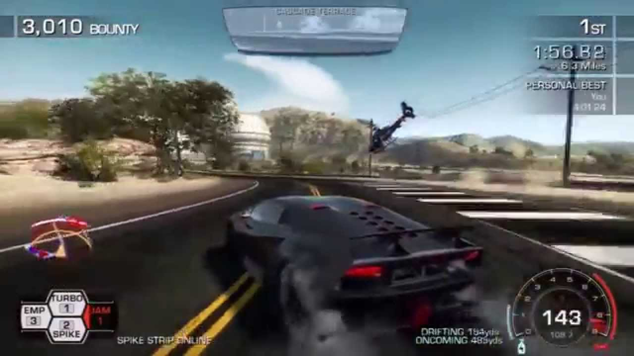 Unstoppable Lamborghini Sesto Elemento Need For Speed Movie Exotic