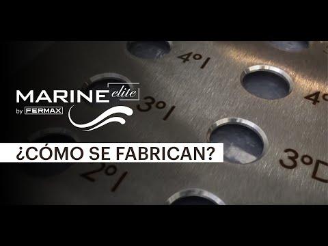 ¿Cómo se hacen las placas de videoportero MARINE de FERMAX?
