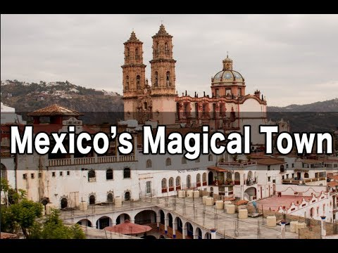 Is this Mexico's Most Beautiful Town? — Mexico Travel Vlog #9