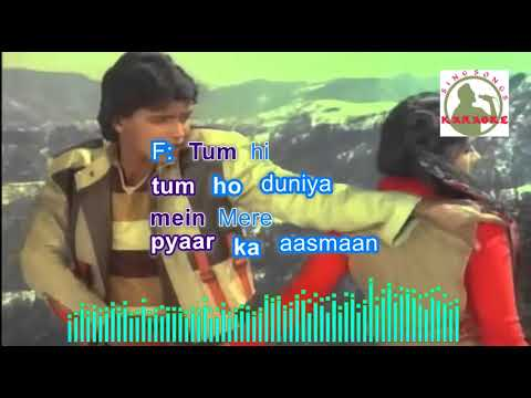 chahe lakh toofan ayen hindi karaoke for...