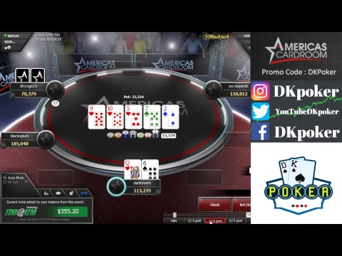 $3840 Prize Pool Final Table 8-Max on ACR