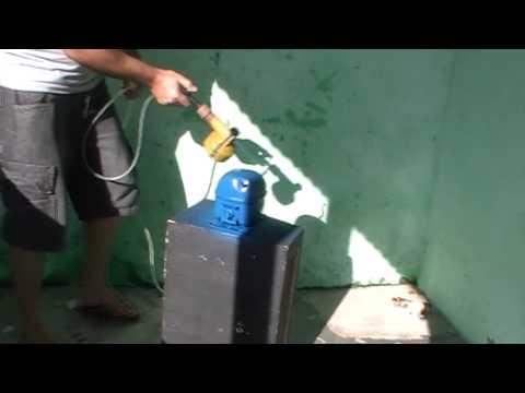 Pistola de pintura teste youtube - Pistola de pintura electrica ...