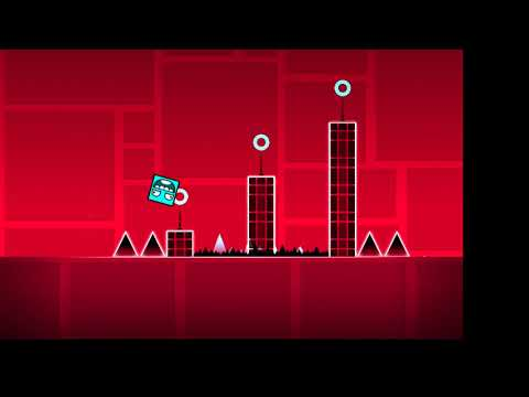 Geometry Dash Level 4 Dry Out Complete
