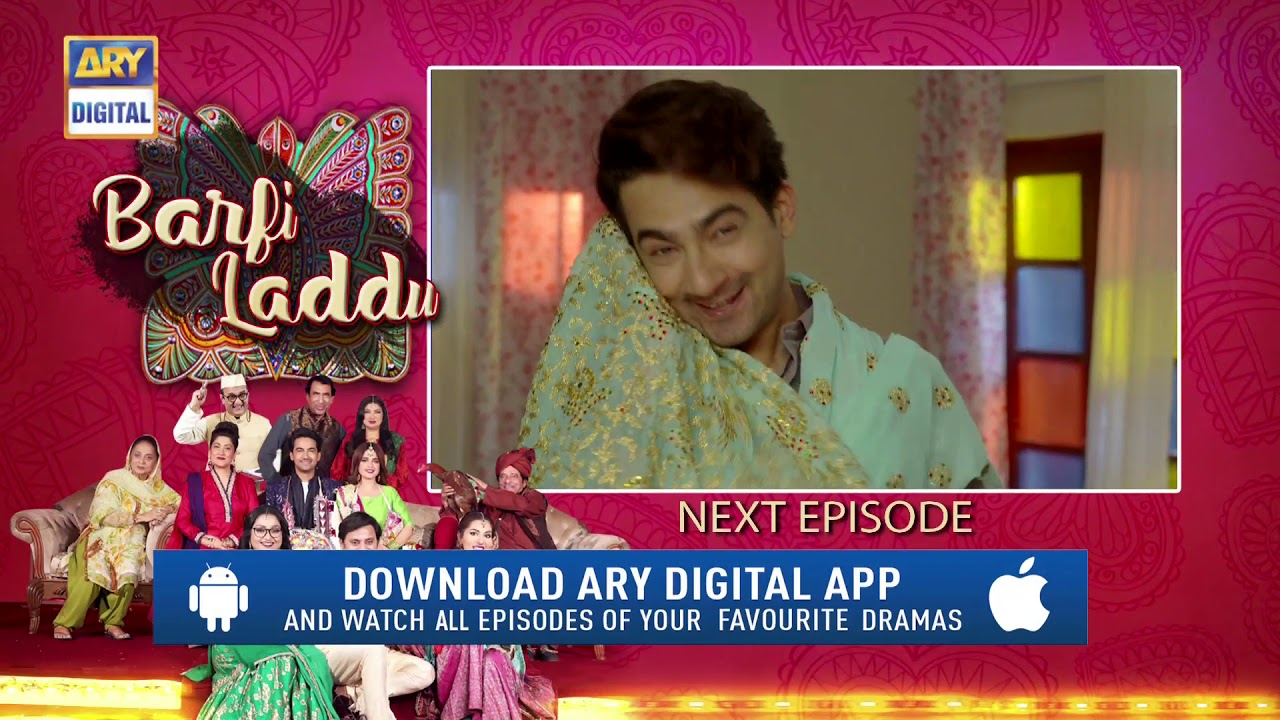 Barfi Laddu Episode 16   Teaser   ARY Digital Drama