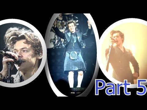 Harry Styles: Live on tour - Dorky, hilarious and sexy moments {Part 5}