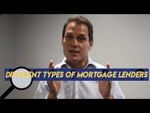 Firm Facts ✅: Did You Know? Different Types of Mortgage Lenders 💵