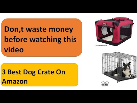 Best Dog Crate For Large Dogs