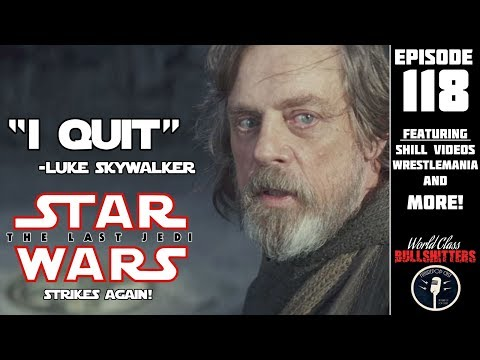 Mark Hamill Quits Star Wars - WCBs118