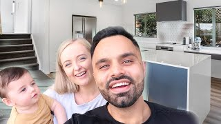 OUR OFFICIAL NEW HOUSE TOUR | Empty House Tour 🏡