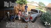 Jet ski Garage Sale Big Deals