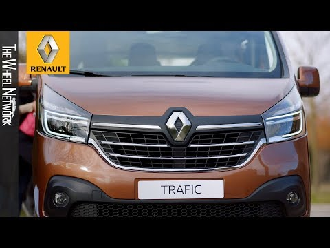 The New Renault Trafic (2019 Facelift)